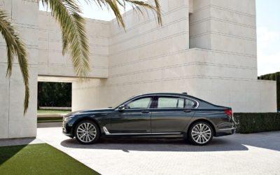 In premiera,  seria 7 de la BMW cu patru turbine