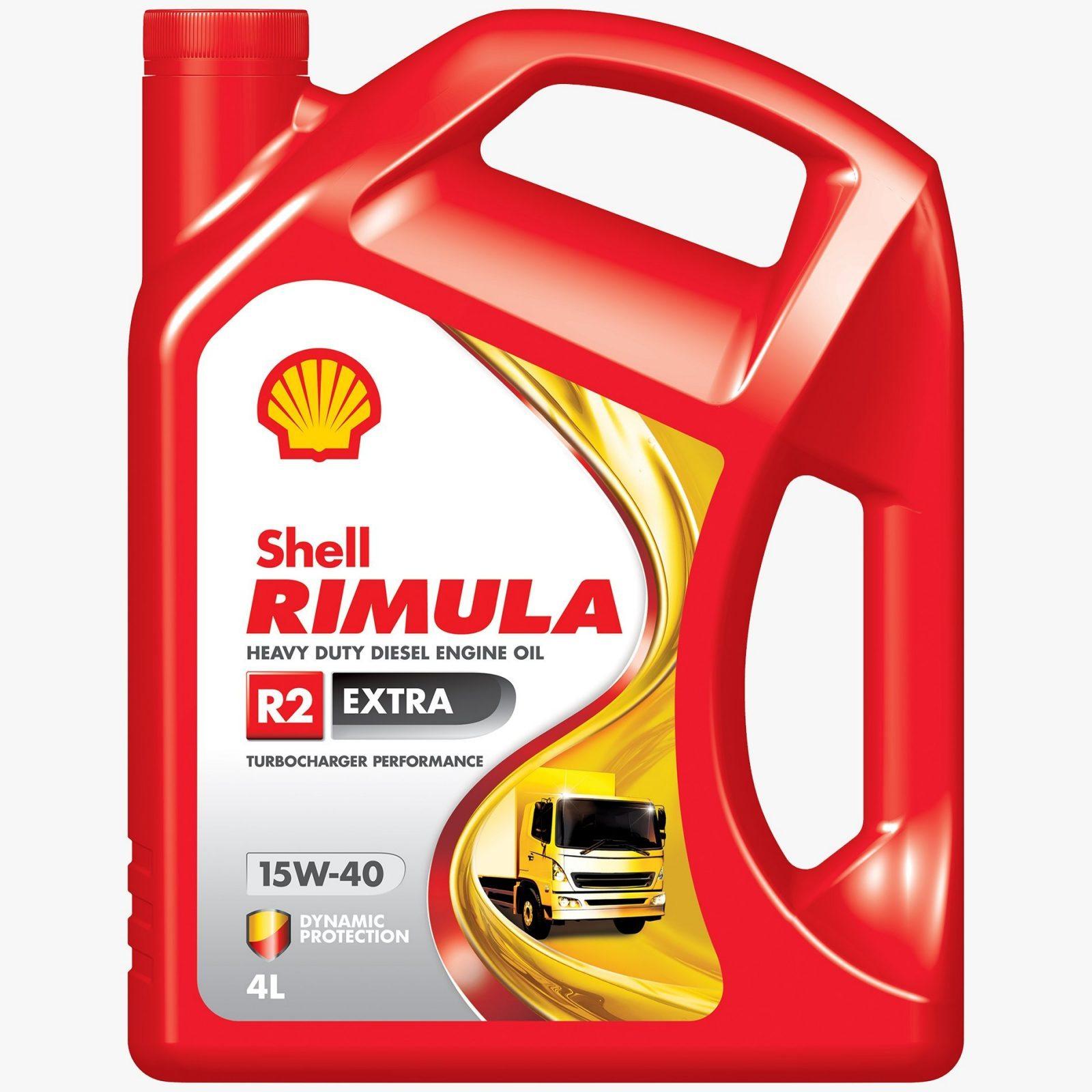 Shell Rimula R2 Extra