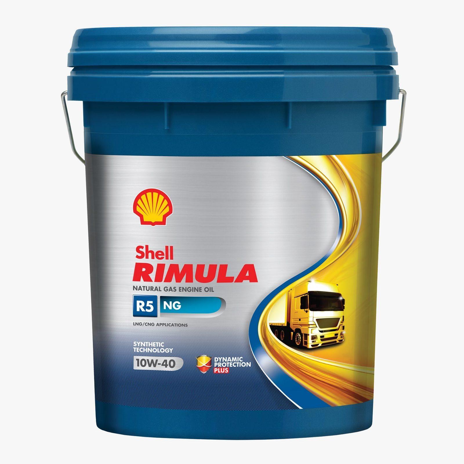 Shell Rimula R5 NG