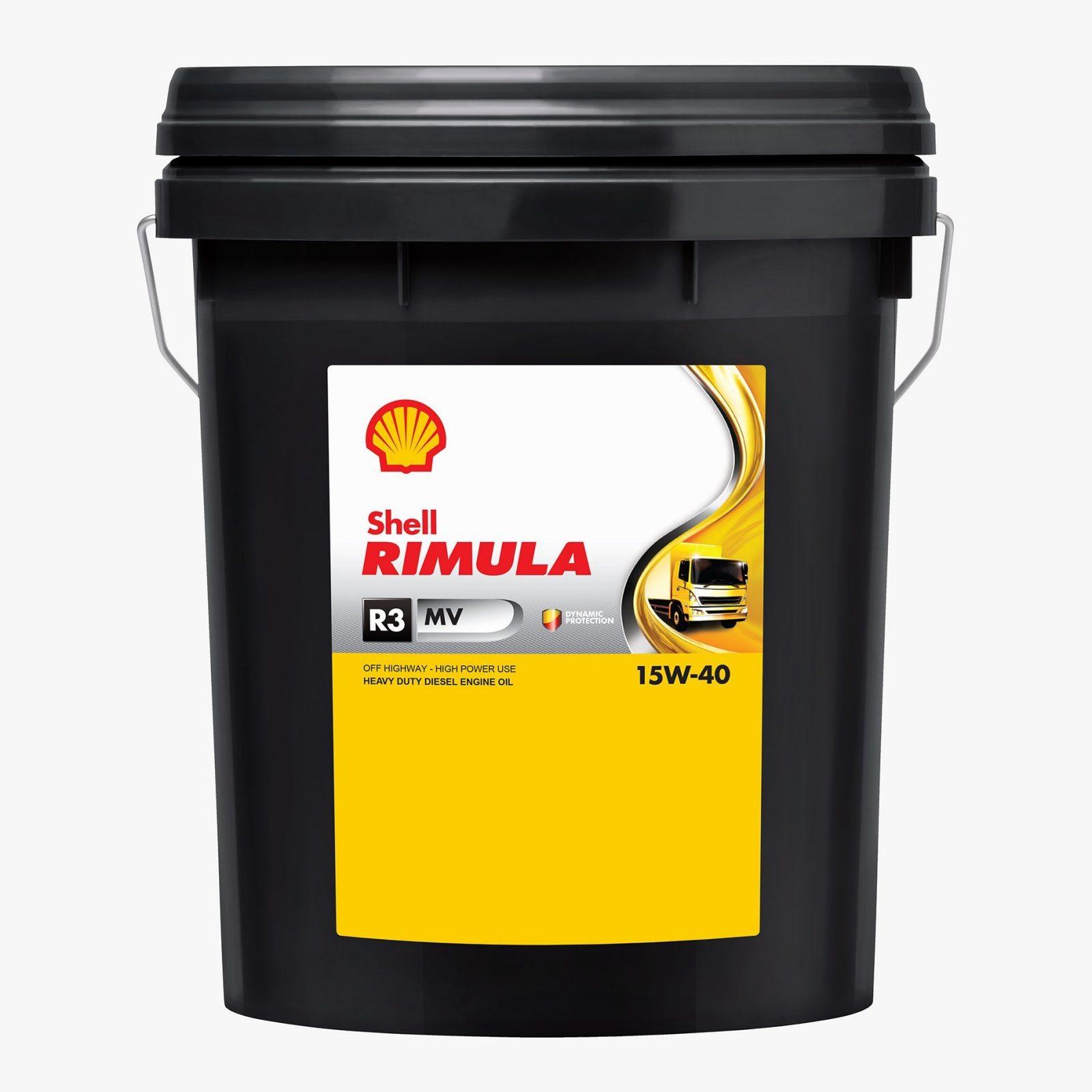 Shell Rimula R3 MV