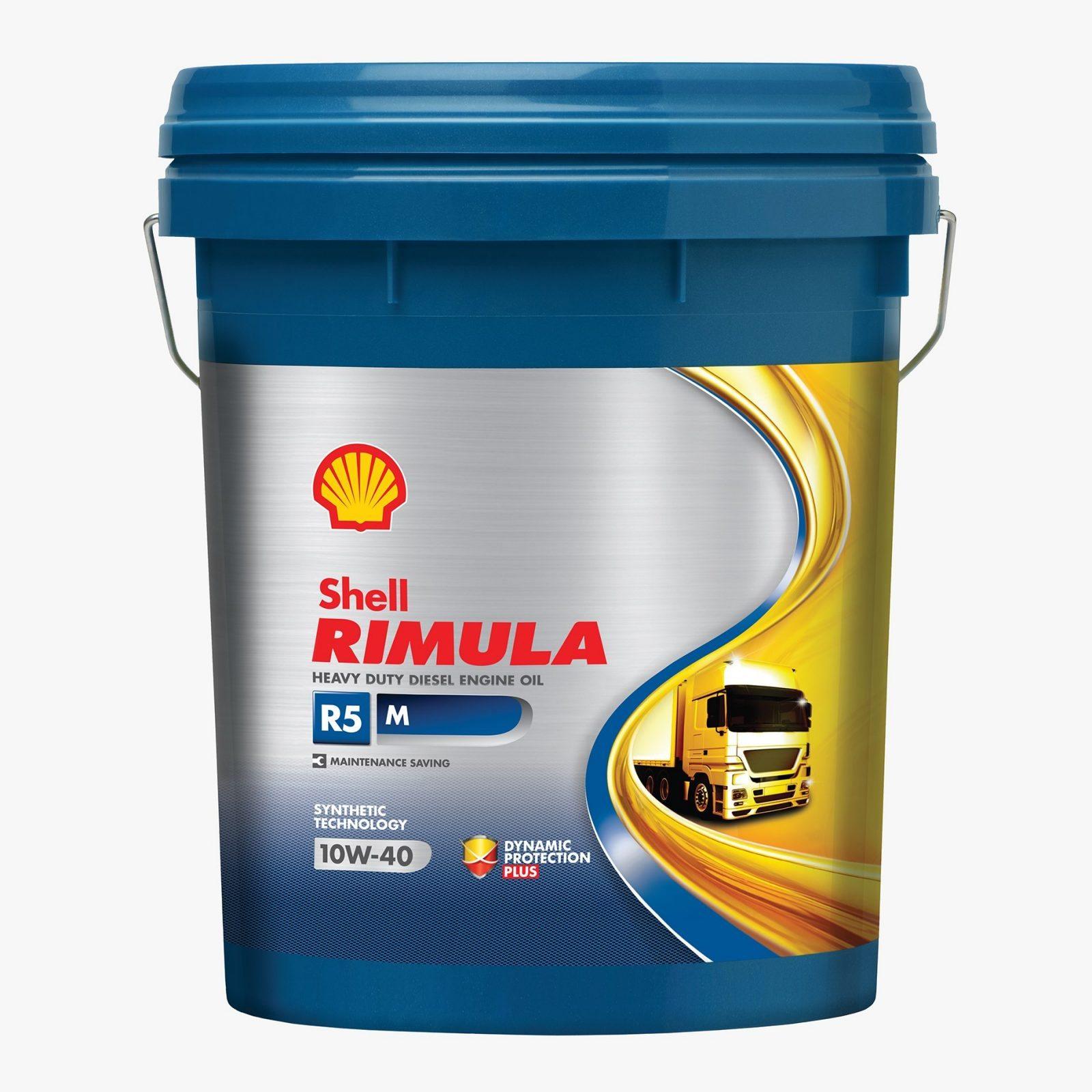 Shell Rimula R5 M