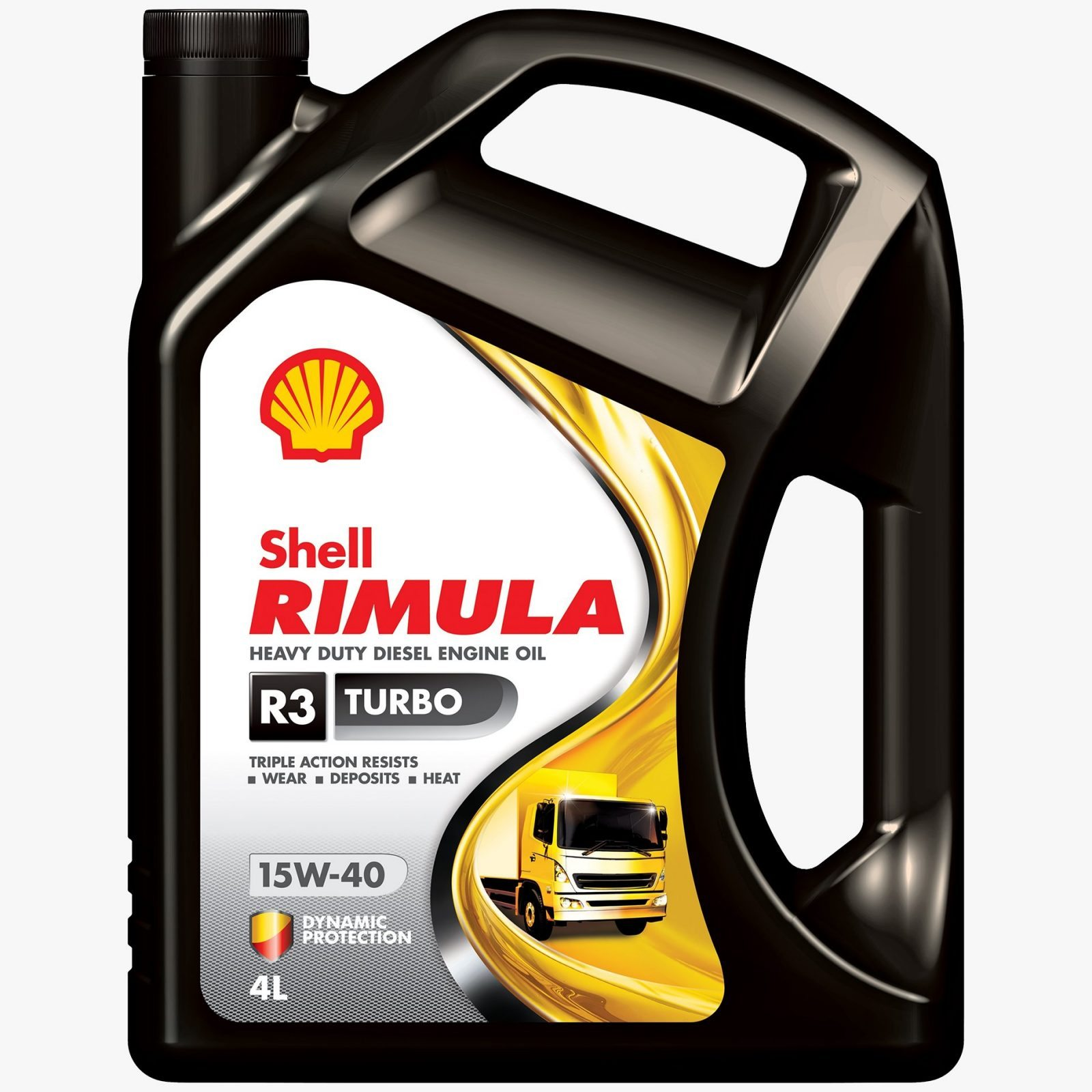 Shell Rimula R3 Turbo