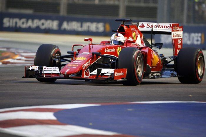 Sebastian Vettel este optimist in privinta GP-ului statului Singapore