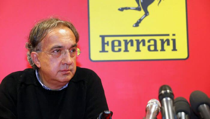 Formula 1: Marchionne il doreste pe Hamilton la Ferrari