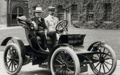 Evoluția mașinilor electrice