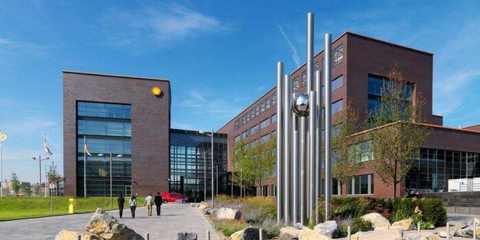 Centrul Tehnologic Shell din Amsterdam