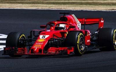 Formula 1 Marea Britanie: Vettel câștigă un Mare Premiu entuziasmant