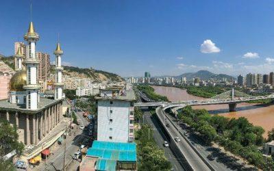 "Lanzhou, ""orasul smogului"", respira astazi curat"