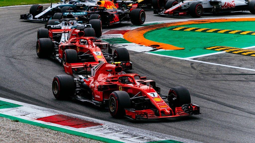 Formula 1 Italia: Hamilton câștigă după un duel aprig cu Raikkonen