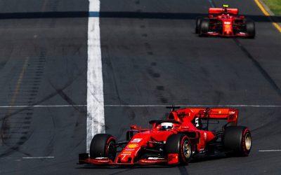 Formula 1 Australia: Ferrari rateaza inceputul sezonului 2019