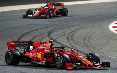 Formula 1 Bahrain: Ghinionul Ferrari aduce victoria lui Hamilton